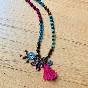 Lucky Brand Adjustable Necklace